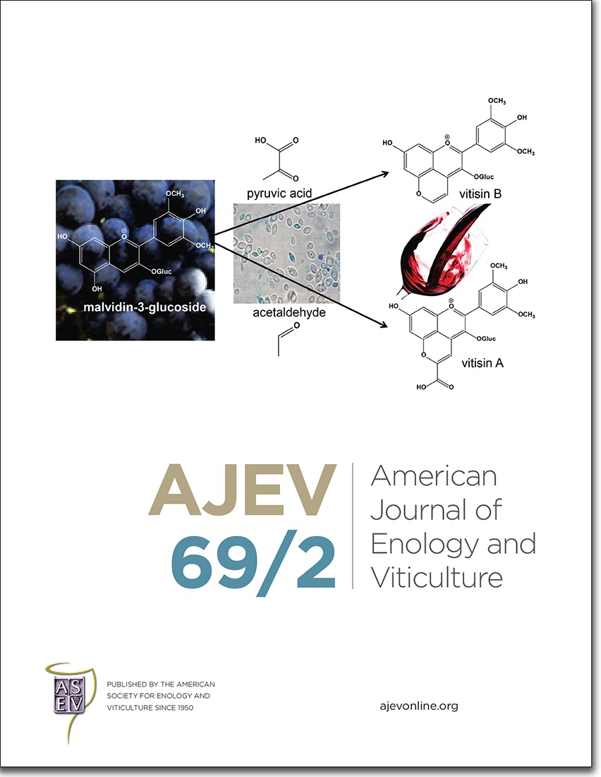 Classification Of Spanish Red Wines Using Artificial Neural Networks Tas Mumer Gaul 3 With Enological Parameters And Mineral Content American Journal Enology