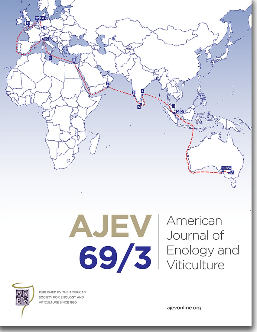 Effects Of Variable Rate Nitrogen Application On Cv Barbera Corbeil Wiring Diagrams Performance Vegetative Growth And Leaf Nutritional Status American Journal Enology